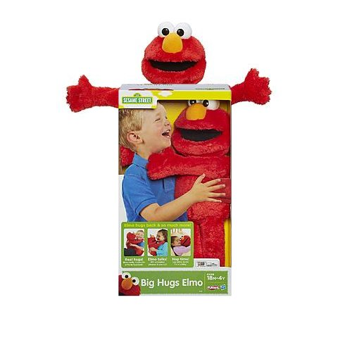 Big Hugs Elmo Yuletide Shop 2015
